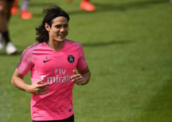 Cavani: PSG want €50m from Atlético