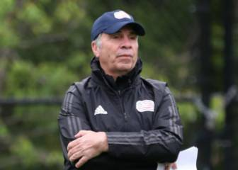Bruce Arena will take his place on the sidelines against Galaxy