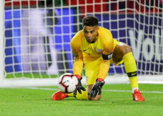 Columbus keeper ready to leave MLS for Manchester City