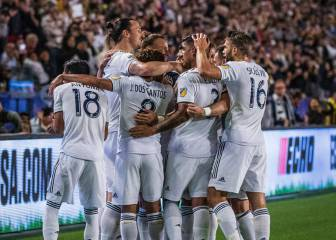LA Galaxy vs NE Revolution: how & where to watch