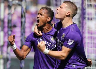 Nani reaches 100-goal mark in Orlando City victory