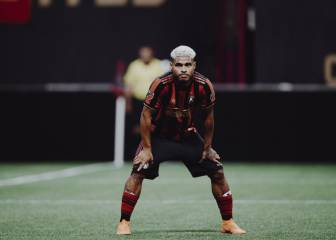 Atlanta United's Josef Martínez named MLS Player of the Week
