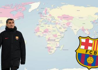 Barça to embark on 40,646 km pre-season global tour