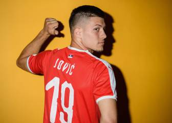 Luka Jovic moves to Real Madrid