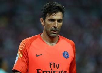 Buffon to leave PSG