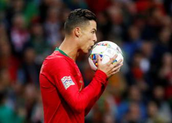 Ronaldo hat-trick buries Switzerland