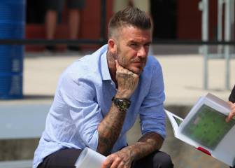 David Beckham one step closer to having his dream stadium