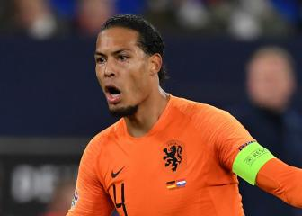 Ballon d'Or nod for Liverpool's Virgil Van Dijk