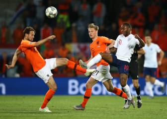 English errors gift Netherlands a place in Nations League final