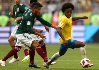 Willian called up to replace Neymar for Copa América