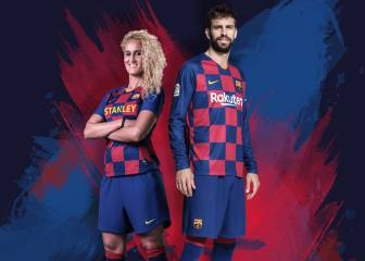 Piqué open to Barça changing to 'historical' white shirt