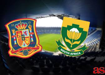 Spain - South Africa: how and where to watch