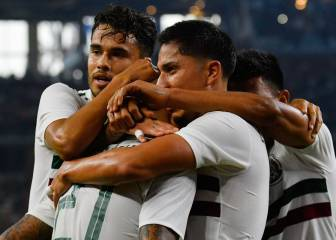 Mexico make it two wins from two ahead of Gold Cup