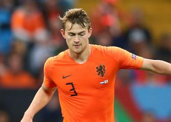 De Ligt: Ronaldo asked me if I would join Juventus