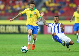 Brazil need Coutinho to step up with Neymar injured – Silva