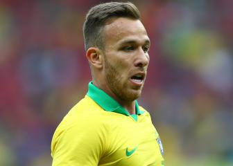 Arthur relief as Brazil boss says midfielder