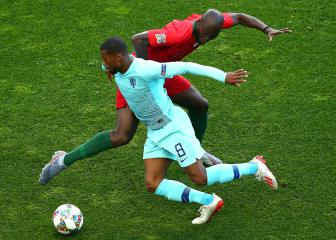 Wijnaldum frustrated at missed Nations League chance