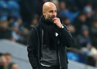 Pep Guardiola shows an interest in the MLS