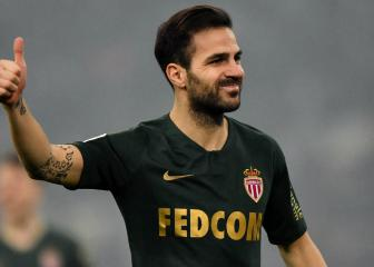 Cesc Fàbregas hits back after Barcelona benchwarmer jibe