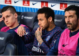 Normal arguments with Neymar make the press - Draxler