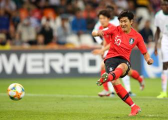 Lee Kangin ready to help Korea Republic to World Cup glory