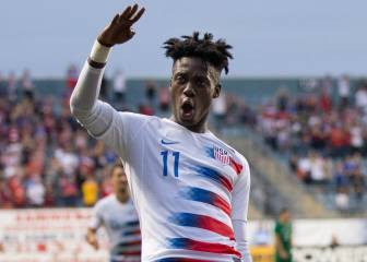 Tim Weah set to leave PSG and on his way to Lille?