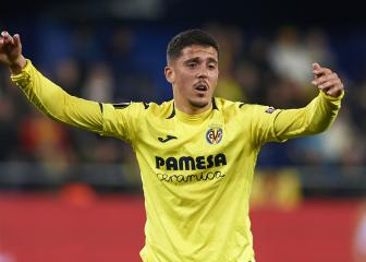 West Ham sign midfielder Pablo Fornals from Villarreal