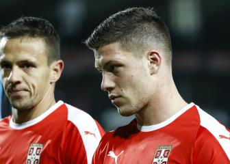 Luka Jovic headlines young stars at Under-21 Euros