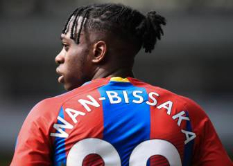 Wan-Bissaka: Man United in advanced talks with Crystal Palace