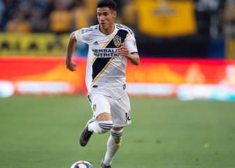 Another LA Galaxy player to perform in the Gold Cup