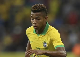 Richarlison encourages David Neres to make Everton move