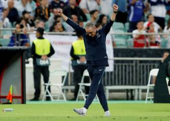 Official: Sarri leaves Chelsea for Juventus