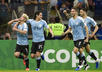 Uruguay make short work of Ecuador