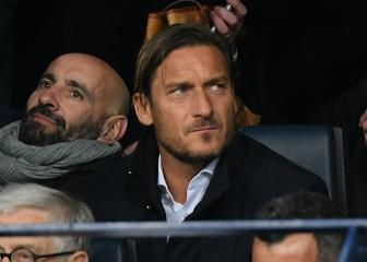 Totti confirms Roma exit after 30 years at the Stadio Olimpico