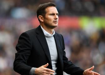 No Chelsea approach for Lampard - Derby chairman