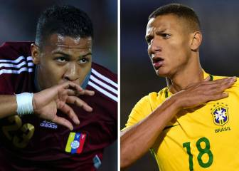 Brazil - Venezuela: how and where to watch