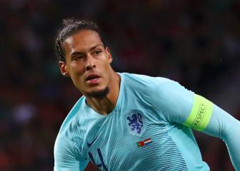 Virgil van Dijk needs to inspire Holland, says Ruud Gullit