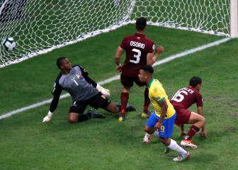 Salvador stalemate as Brazil see VAR rule out two goals