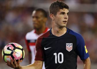 Christian Pulisic: a role model for young American footballers
