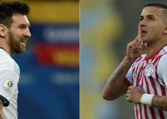 Argentina - Paraguay: how and where to watch, times, TV, online