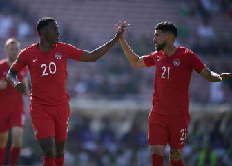 Mexico should be a little fearful not Canada - Jonathan Osorio