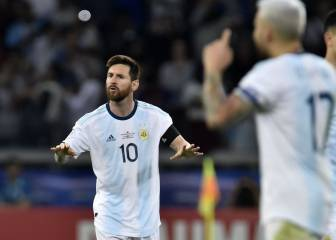 Messi spot-kick saves apathetic Argentina in Paraguay draw