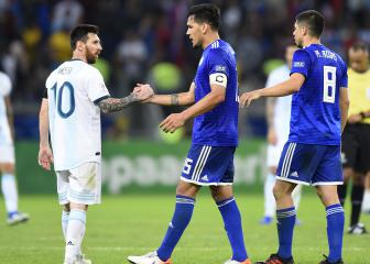 Argentina lucky to be alive at Copa América, admits Scaloni