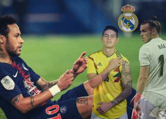 Neymar = €130m plus Bale or James | transfer talk