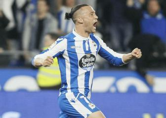 Deportivo place one foot back in Primera with Mallorca win