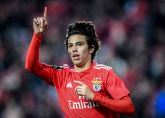 Atlético slap €350m release clause on Joao Félix
