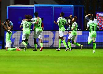 Second half strike saves Nigeria, breaks Burundi hearts