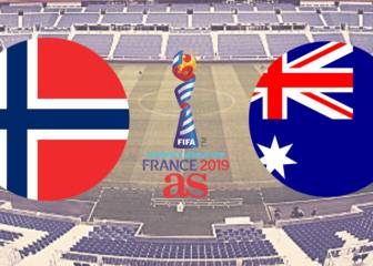 Norway vs Australia: FIFA WWC 2019 live