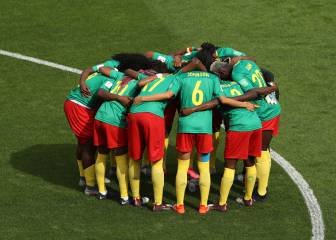 Cameroon women refuse to kick off after VAR goal controversy