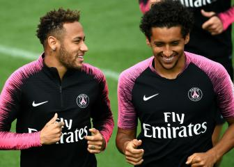 'Difficult to keep Neymar' admits PSG's Marquinhos